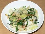 沖縄名物のコンビーフハッシュ。炒め物で試してみた。